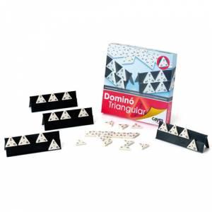 Dominó - Dominó triangular