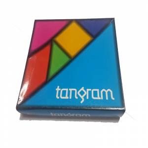 Mini Juegos ECONOMICOS - TANGRAM (IDIOMA PORTUGUES) - mini juego económico (Últimas Unidades)