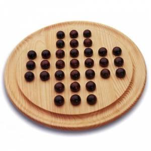 Otros juegos y Casino - Solitario y accesorios de madera