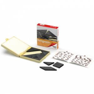 Otros juegos y Casino - Tangram clásico en caja de plástico (Últimas Unidades)