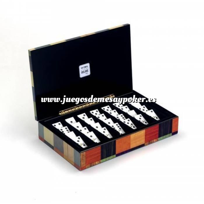 Imagen Dominó Caja Dominó Deluxe - Moderno