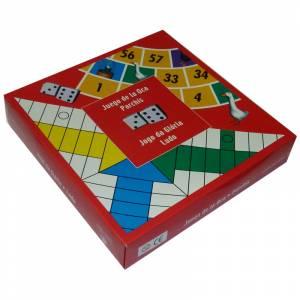 Mini Juegos ECONOMICOS - Parchís y Oca - mini juego económico (Últimas Unidades)