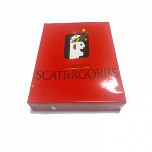 Mini Juegos ECONOMICOS - Scattergories (IDIOMA PORTUGUES) - mini juego económico (Últimas Unidades)