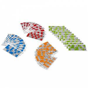 Otros juegos y Casino - Cartones de lotería. 48 Uds.