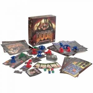Otros juegos y Casino - Doom juego de tablero en Espa�ol (�ltimas Unidades)